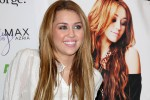 "Miley Cyrus - Miley Cyrus CDs and DVD Signing and ""Miley and Max"" Clothing Line Launch at ASDA"