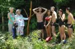 Dschungelcamp 2011: Alle mussten zur Prüfung! - TV News
