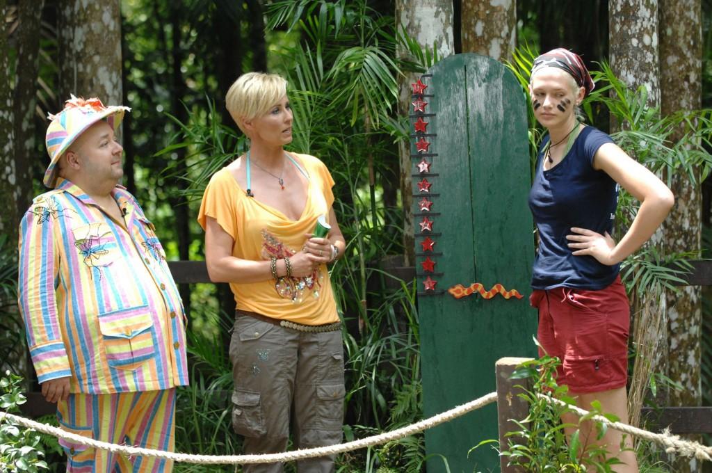 Sarah Knappik im Dschungel 2011