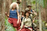 Rainer Langhans wandert im Dschungel