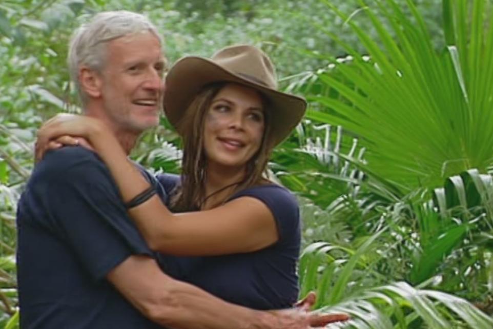 Indira Weis und Mathieu Carriére