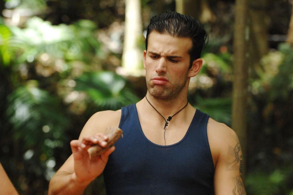 Jay Khan im Dschungelcamp