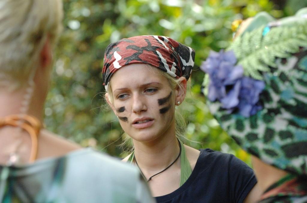"""Dschungelprüfung 07 """"Raus aus den Mulden"""", Sarah lehnt ab"""