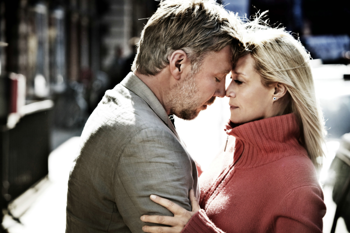 Anton (Mikael Persbrandt) und seine Frau Marianne (Trine Dyrholm)