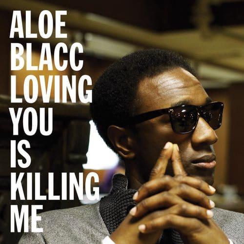 Loving You Is Killing Me - Aloe Blacc - Single - Cover