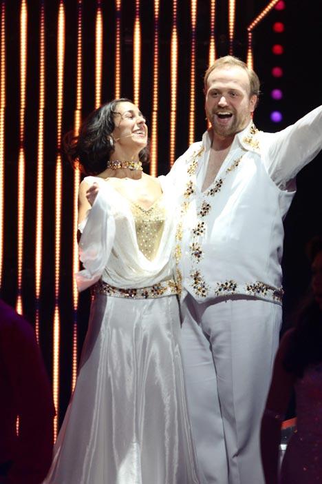 let 39 s dance 2011 balu der b r tanzt moritz a sachs und melissa ortiz geben alles