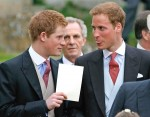 Prince William - Wedding of Laura Parker Bowles and Harry Lopes