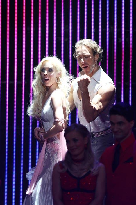 Tim Lobinger und Isabelle Edvardsson