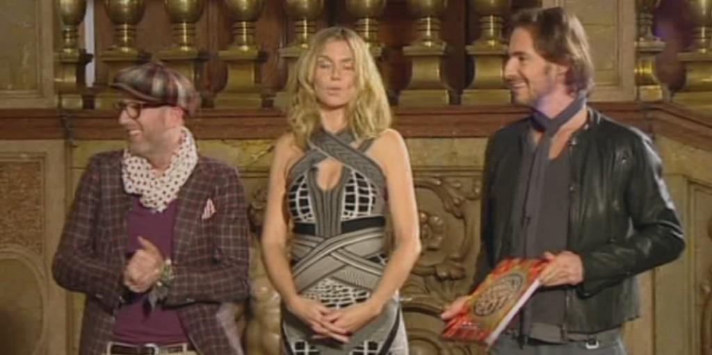 Heidi Klum und ihre Jury