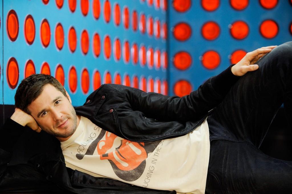 X Factor-Moderator Jochen Schropp