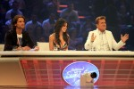 Die Jury: Patrick Nuo (li.), Fernanda Brandao und Dieter Bohlen