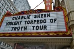 "Charlie Sheen ""Violent Torpedo of Truth/Defeat is Not an Option"""
