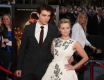 "Robert Pattinson, Reese Witherspoon - ""Water for Elephants"" New York City Premiere"