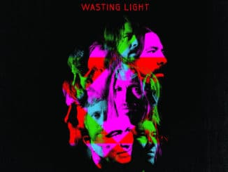 Foo Fighters - Wasting Light - Cover