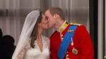 Der Kuss von Kate und William