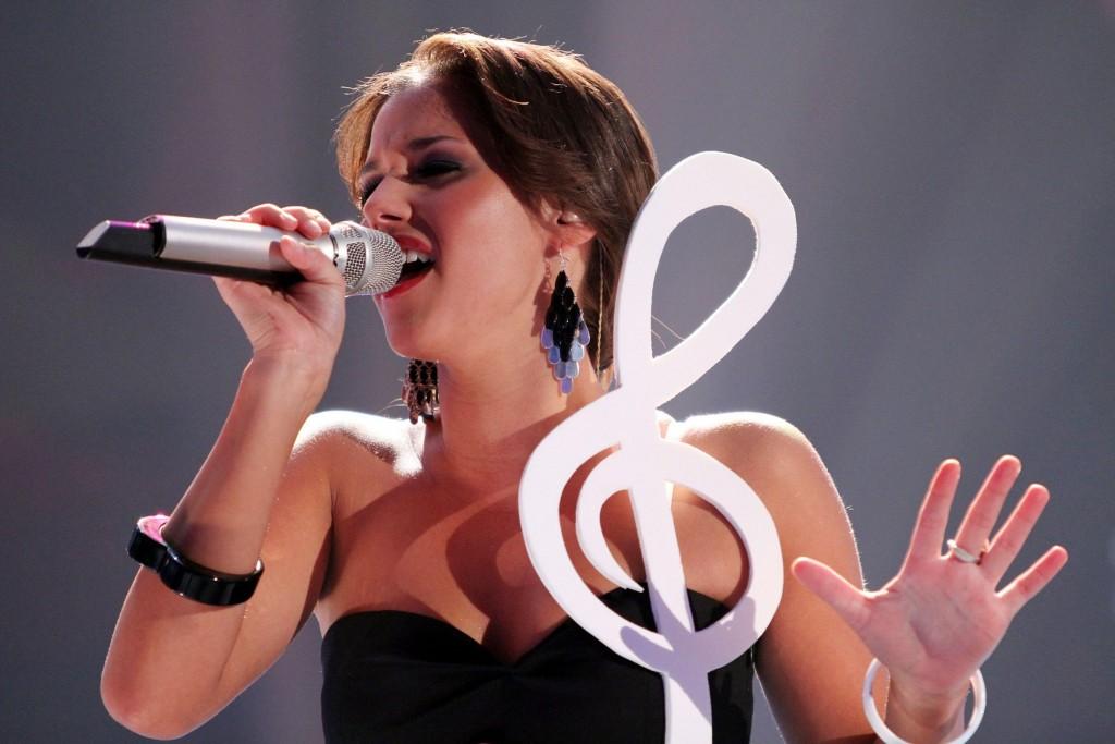 Sarah Engels DSDS 2011
