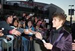 Justin Bieber bei Filmpremiere