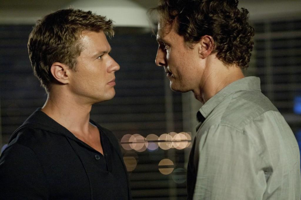 Louis Roulet (Ryan Phillippe) und sein Anwalt Mickey Haller (Matthew McConaughey)