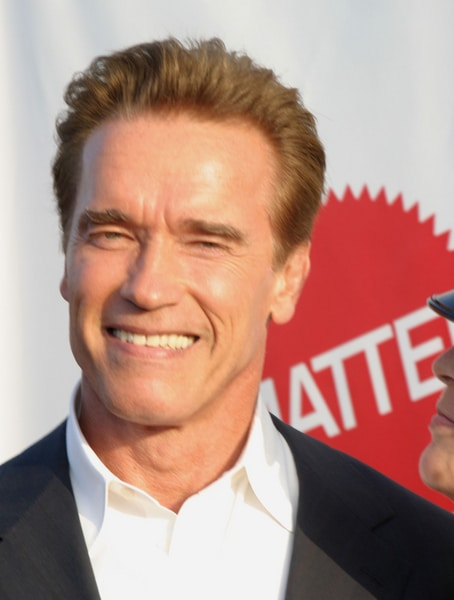 Arnold Schwarzenegger - 10th Annual Dream Halloween Fundraising Event Benefiting The Children Affected by AIDS Foundation