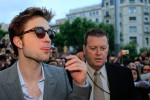 "Robert Pattinson - ""Water for Elephants"" Barcelona Premiere"