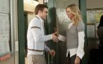 """CAMERON DIAZ (""""Elizabeth Halsey"""") und JUSTIN TIMBERLAKE (""""Scott Delacorte"""") in der Komödie BAD TEACHER."""