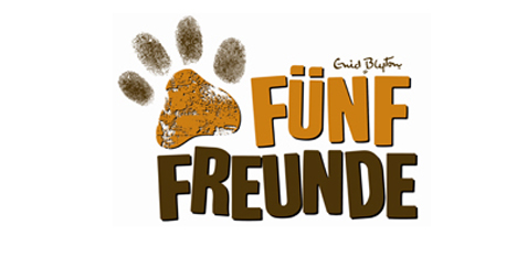 Fünf Freunde Logo