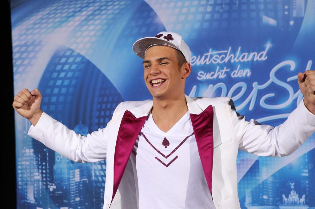 """Pietro Lombardi ist der neue """"Superstar 2011"""""""