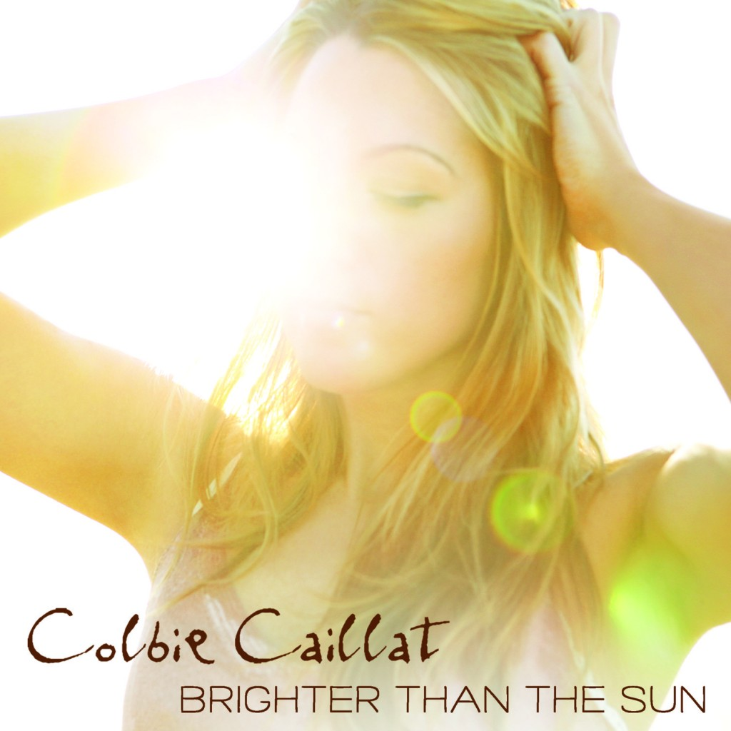 Brighter Than The Sun Single Cover 2011