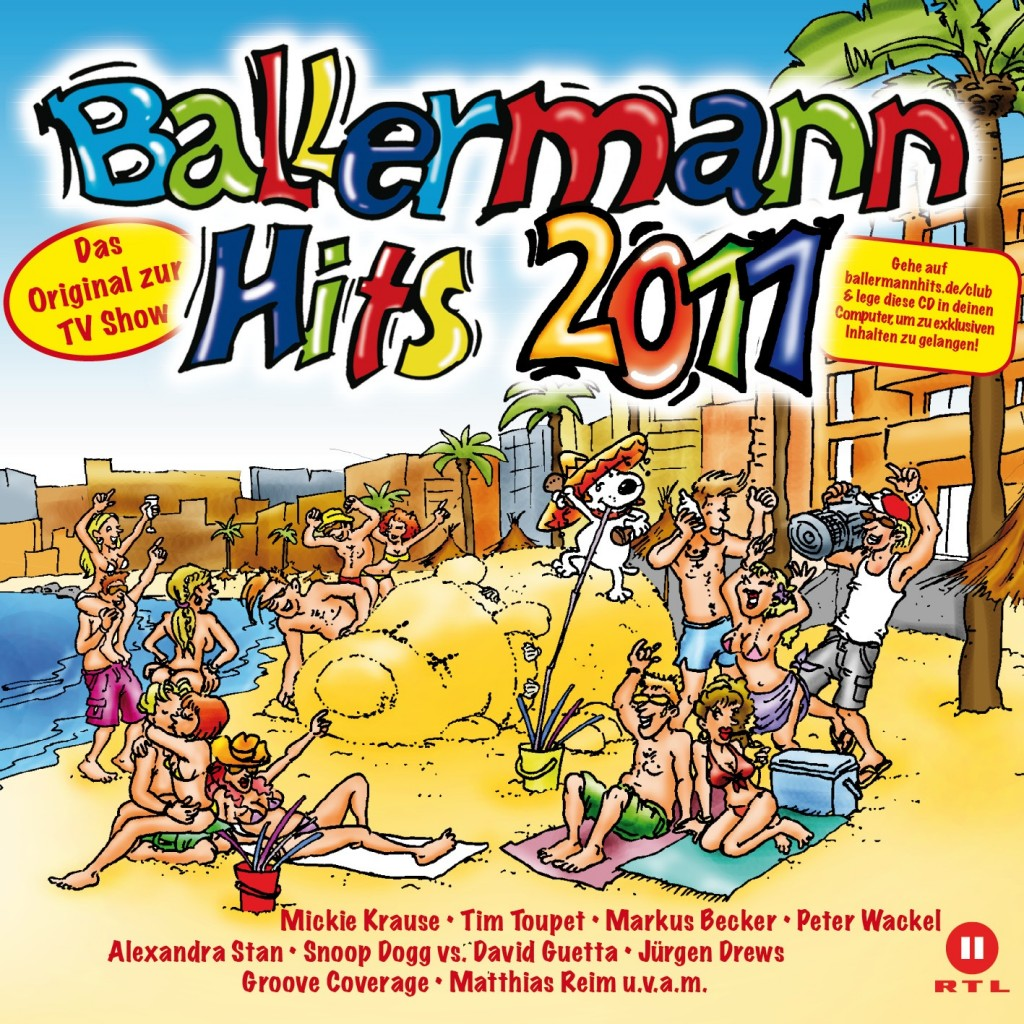 Ballermann Hits 2011 Cover