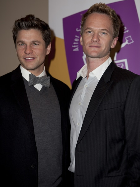 "David Burtka, Neil Patrick Harris - ""Cinderella"" Opening Night at El Portal Theatre"