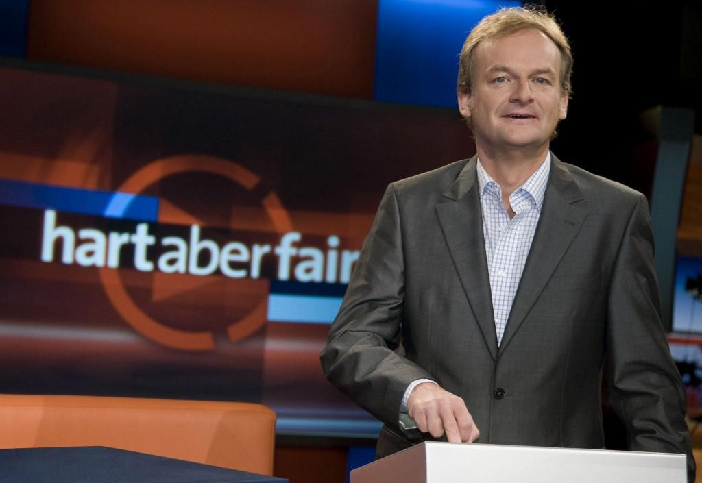 HART ABER FAIR mit Frank Plasberg
