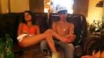 Justin Bieber und Selena Gomez präsentieren: Fußmassage - Promi Klatsch und Tratsch
