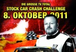 Stock Car: 2011 crasht Raab auch Wohnwagen