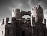 Burg in England