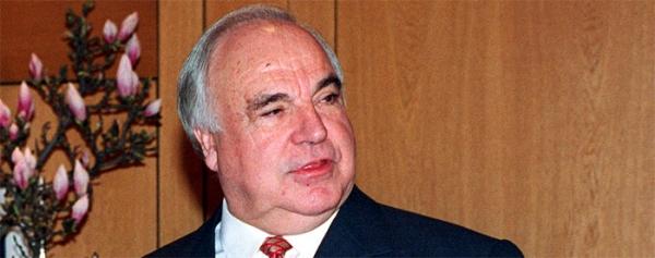 Altkanzler Helmut Kohl, dts Nachrichtenagentur