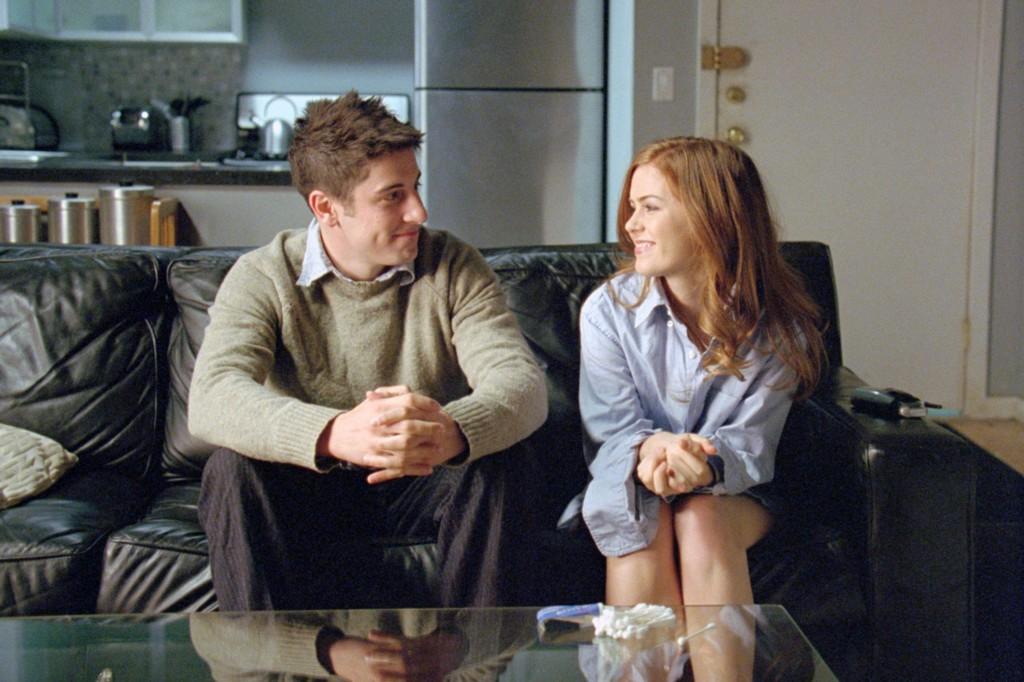 Anderson (Jason Biggs) und Katie (Isla Fisher)