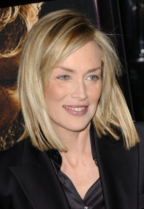 "Sharon Stone - ""Crazy Heart"" Los Angeles Premiere - Arrivals"