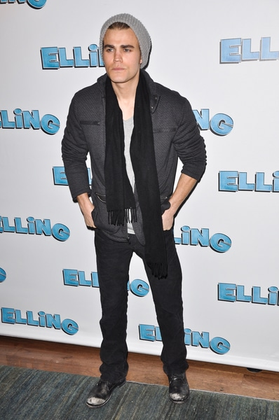 """Paul Wesley - """"Elling"""" Broadway Opening Night - After Party - Soho House"""