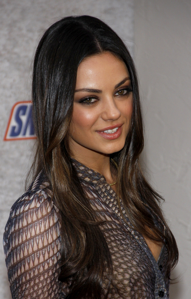"Mila Kunis - Spike TV's ""Guys Choice"" 2011 - Arrivals - Sony Pictures Studios"