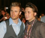 Mark Owen - The Brit Awards 2008 - Red Carpet Arrivals