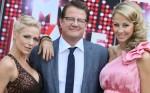 Maarten Steinkamp, Michelle,Mi., Alessandra Pocher,re.