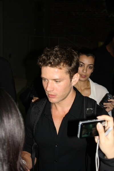 "Ryan Phillippe - ""Jimmy Kimmel Live!"" - March 14, 2011 - Departures"