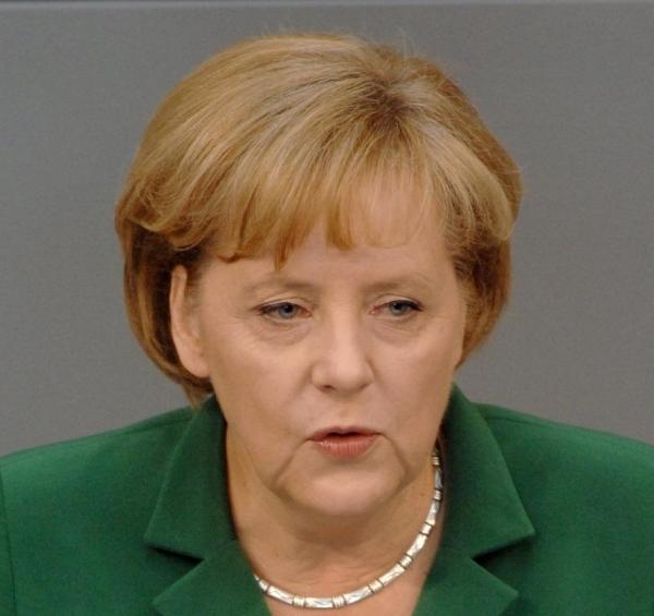 Bundeskanzlerin Angela Merkel, Deutscher Bundestag  / Lichtblick/Achim Melde, über dts Nachrichtenagentur