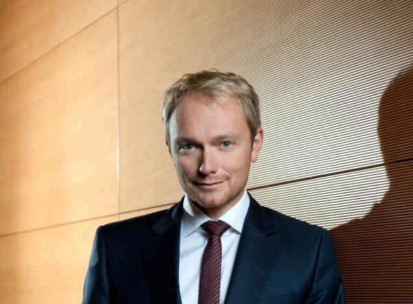 FDP-Generalsekretär Christian Lindner, FDP, über dts Nachrichtenagentur