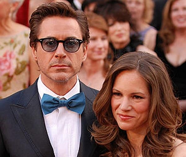 Robert Downey Jr. und Ehefrau Susan, dts Nachrichtenagentur