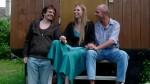 Mara (m.) mit ihrem Mann Silvio (l.) und ihrem Geliebten Harald (r.).