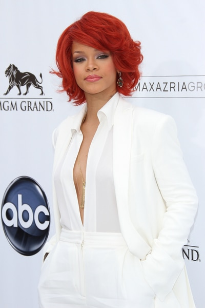 Rihanna - 2011 Billboard Music Awards - Arrivals - MGM Grand Garden Arena