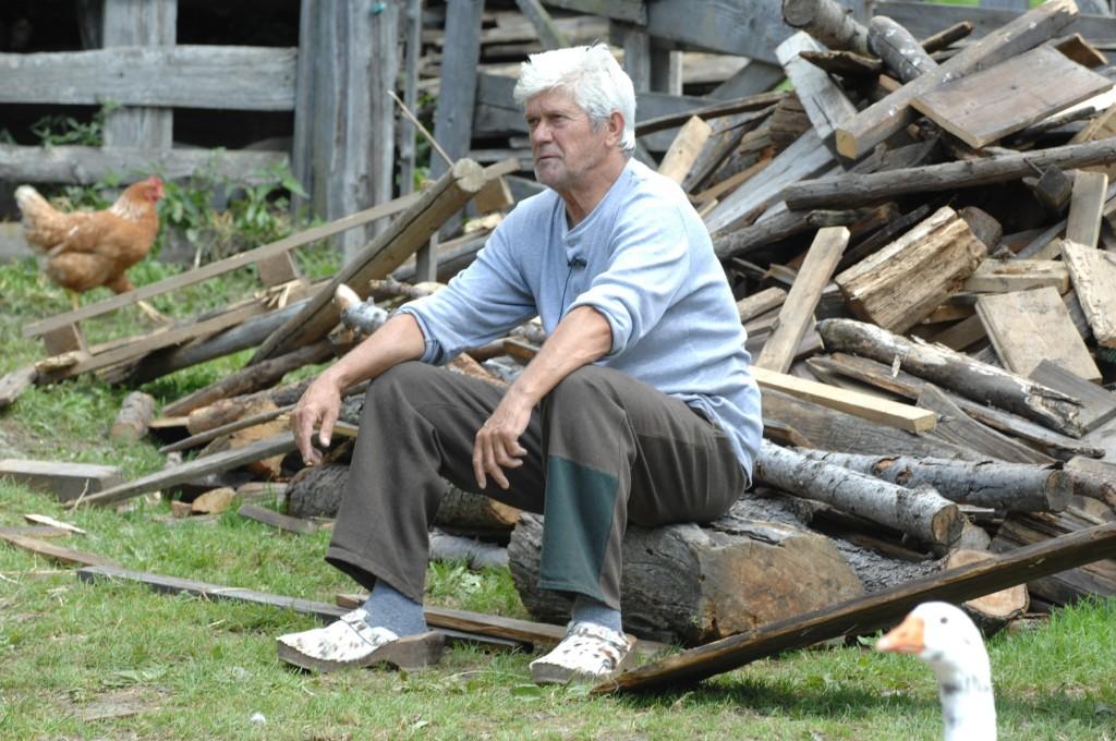 "Werner Lorant bei ""Die Alm 2011"""