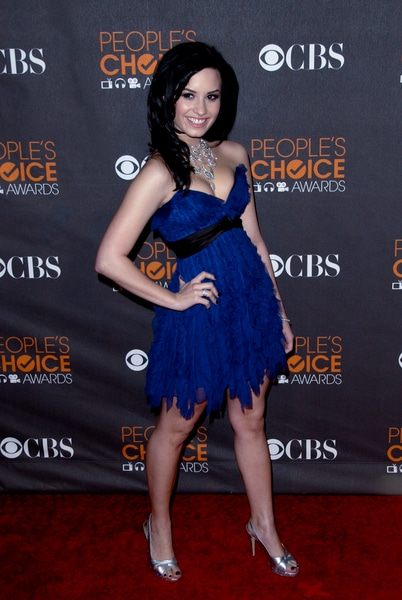 Demi Lovato - 36th Annual People's Choice Awards - Arrivals