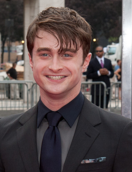 """Daniel Radcliffe - """"Harry Potter and the Deathly Hallows: Part 2"""" New York City Premiere"""